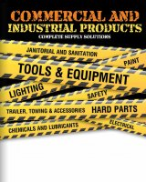 Catalogue «Commercial and Industrial Products – Complete Supply Solution» | Camion-citerne | Mesures Calib-Tech | Montréal