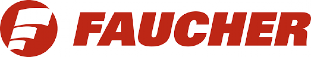 Logo de Faucher | Camion-citerne | Mesures Calib-Tech | Montréal