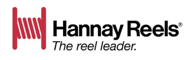 Logo de Hannay Reels | Camion-citerne | Mesures Calib-Tech | Montréal