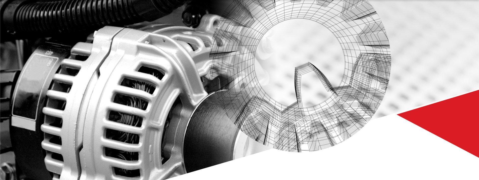 Partie d'un moteur |Camion-citerne |Mesures Calib-Tech |Montréal