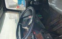 Intérieure de la cabine d'un camion T300 2001 blanc   Camion-citerne   Mesures Calib-Tech   Montréal
