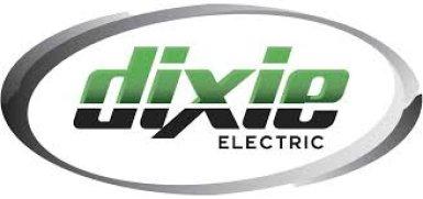 Logo de Dixie Electri | Camion-citerne | Mesures Calib-Tech | Montréal
