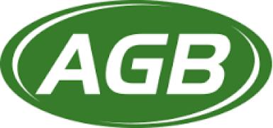 Logo de AGB | Camion-citerne | Mesures Calib-Tech | Montréal