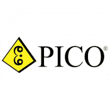Logo de Pico | Camion-citerne | Mesures Calib-Tech | Montréal